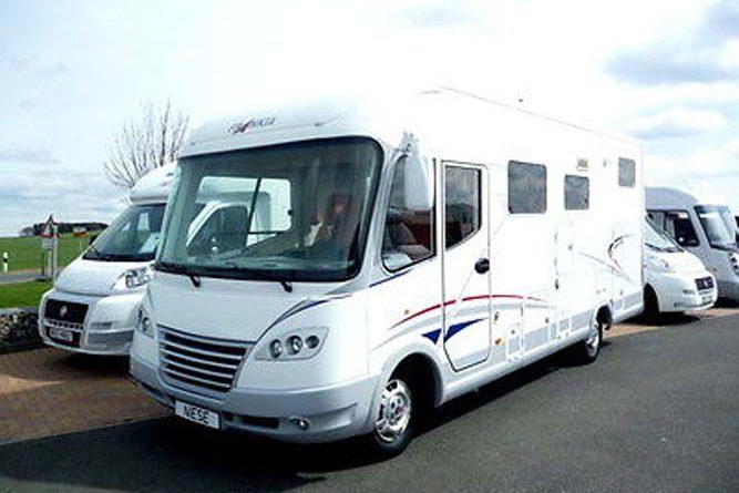 Our van1