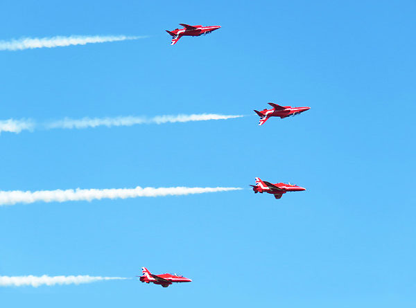 Red Arrows 1a