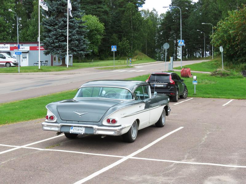 american-car-in-torsby