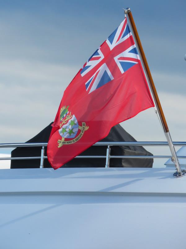 flag-on-boat