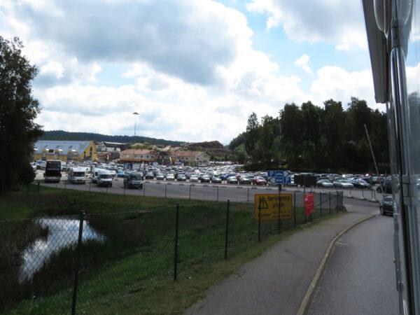 Bye-bye Gekås we enjoyed our visit.