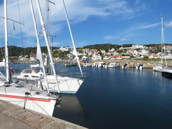 Harbour at Mölle