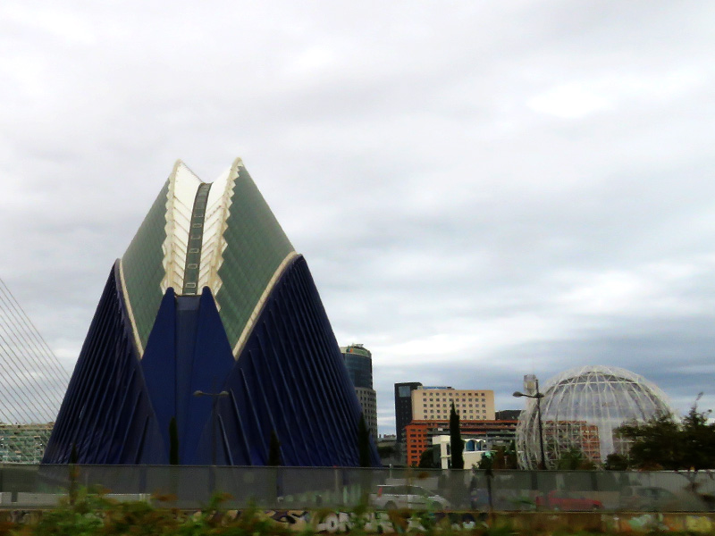 Who's amazing mind came up with the idea of making a building look like a blue whale?  It's fantastic!