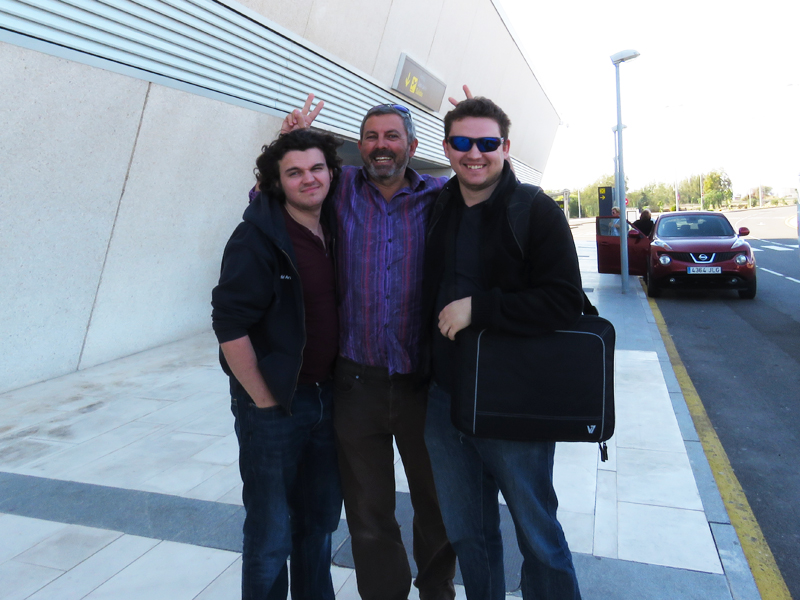 25a Almeria airport