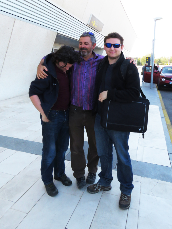 25b Almeria airport