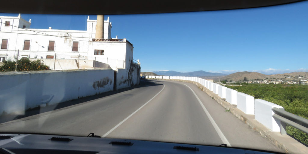 06 Journey to Los Millares