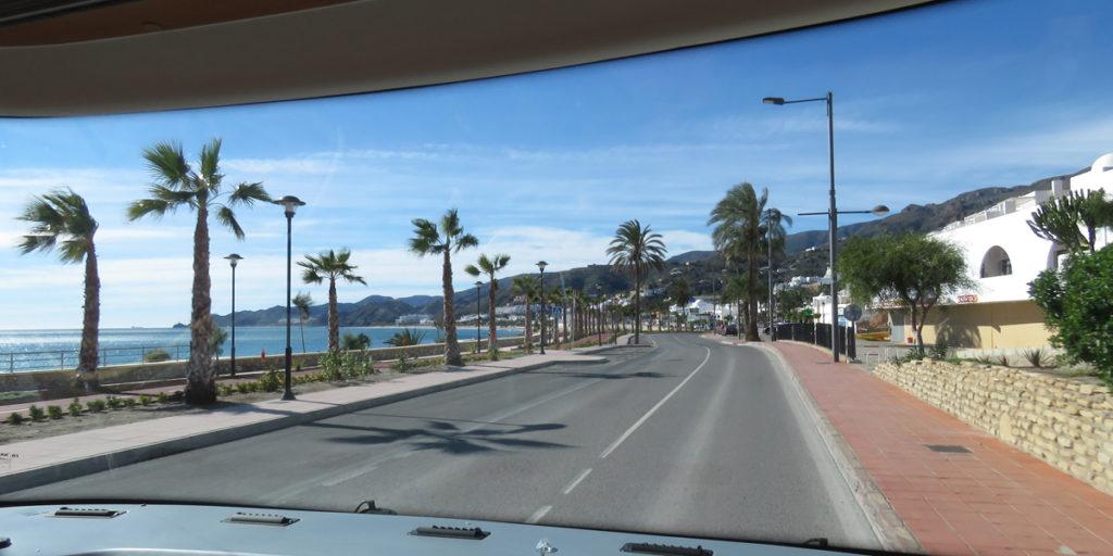 07 Leaving Mojacar