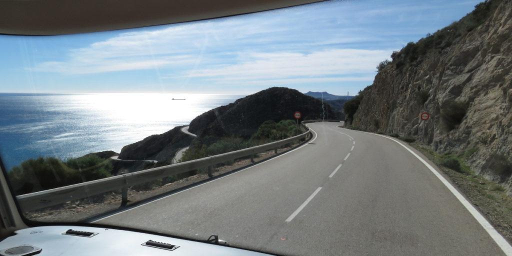 09 Leaving Mojacar