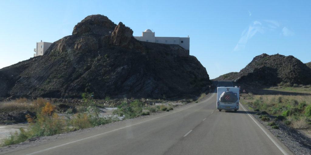 12 Leaving San Juan de los Terreros
