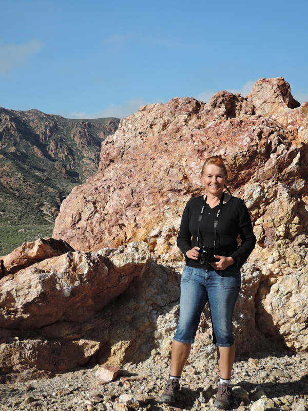 12 Rodalquilar Gold Mine, Cabo de Gata Natural Park