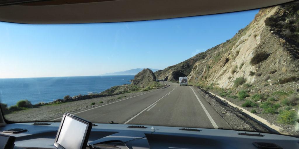 13 Leaving San Juan de los Terreros