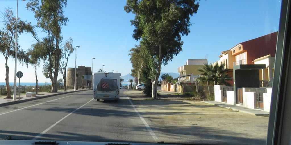 16 Leaving San Juan de los Terreros
