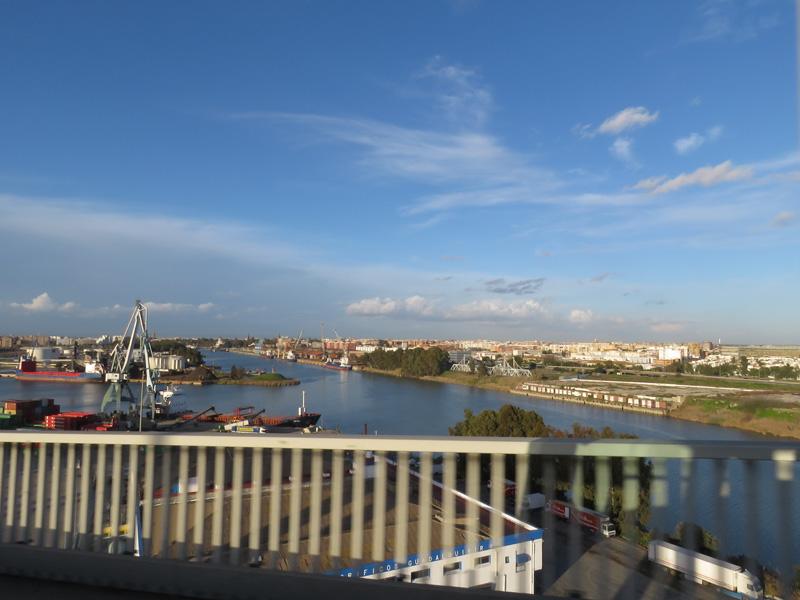 17 Arriving Seville