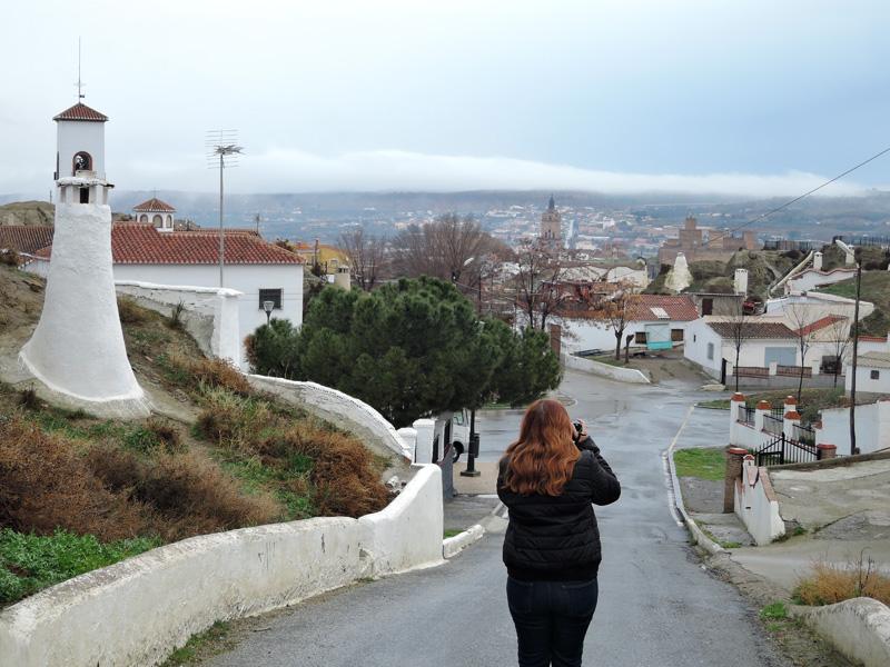 19 Cave village