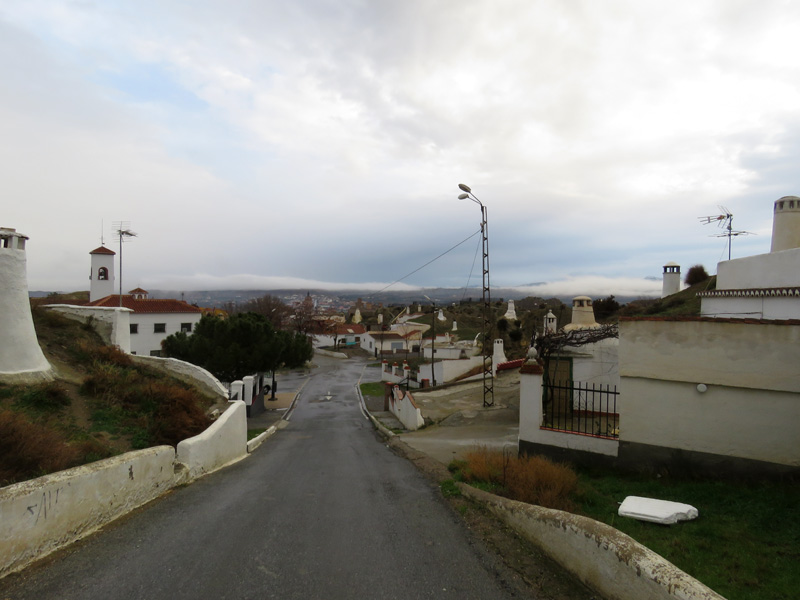 19a Cave village