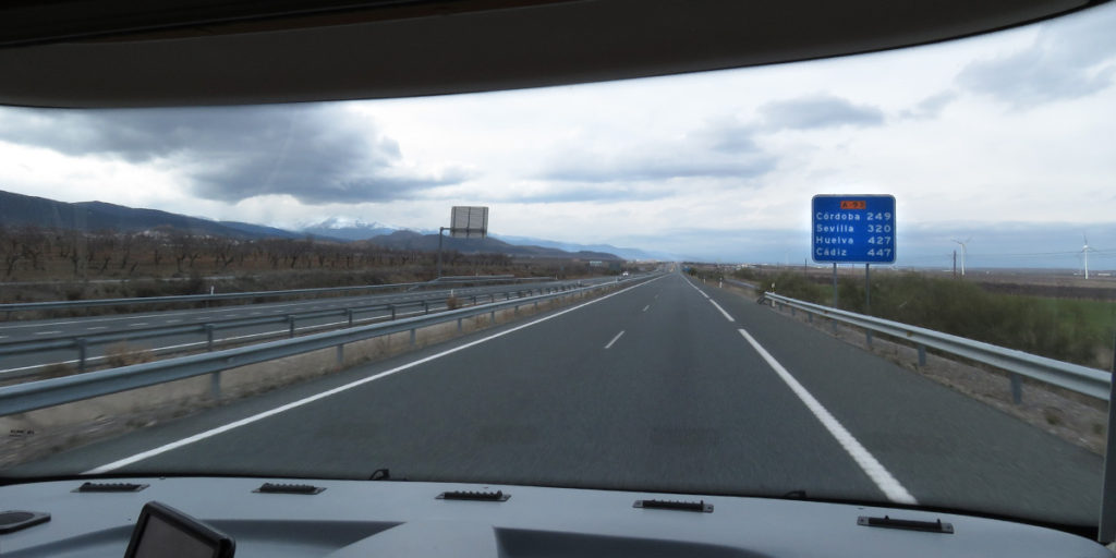 25b Journey to Guadix