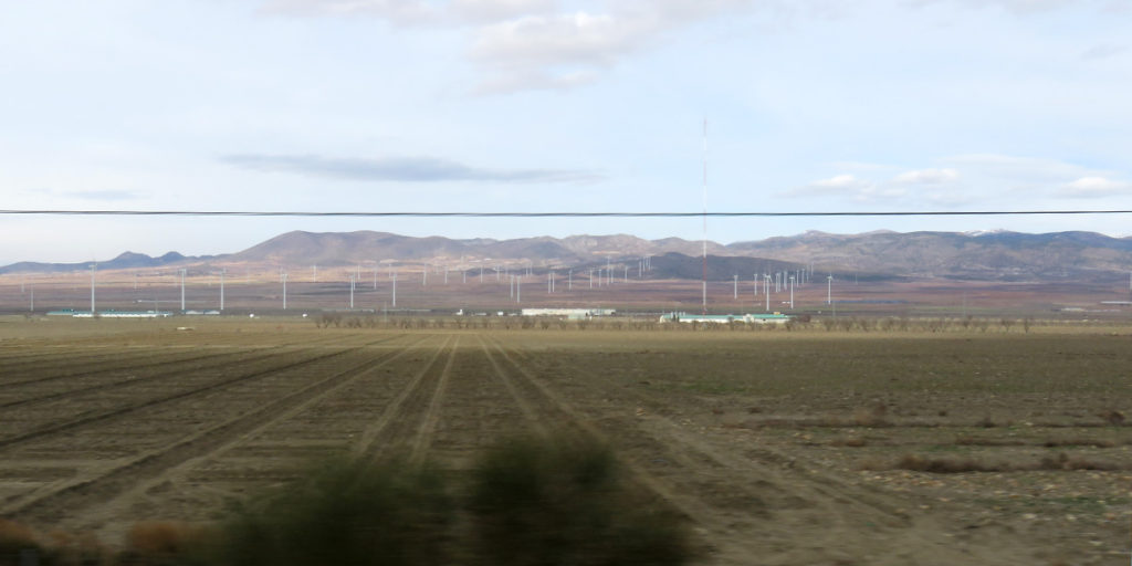 25f Journey to Guadix