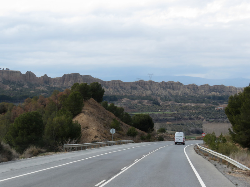 25i Journey to Guadix