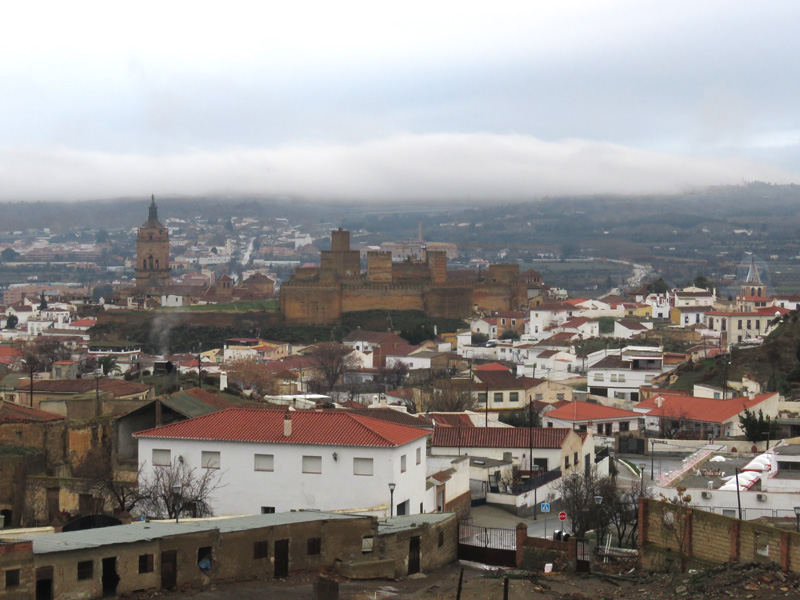 26 View to Guadix