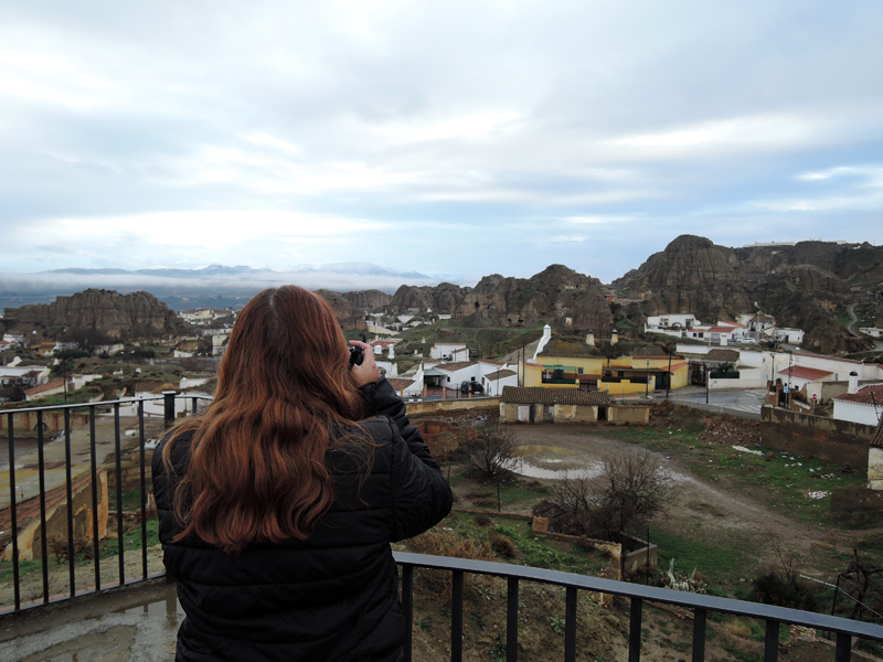 28 View to Guadix