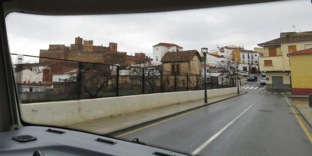 29a Leaving Guadix