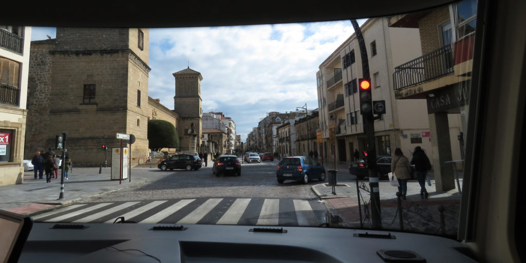 34 Journey to Ubeda