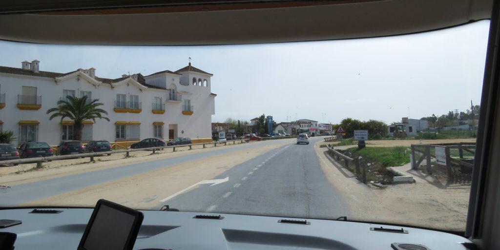 11 Arriving El Rocio