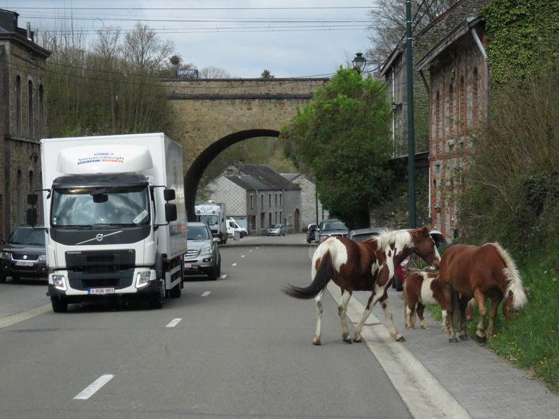 09 Arriving Rochefort, Belgium