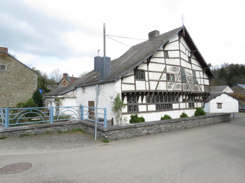 11 Arriving Rochefort, Belgium