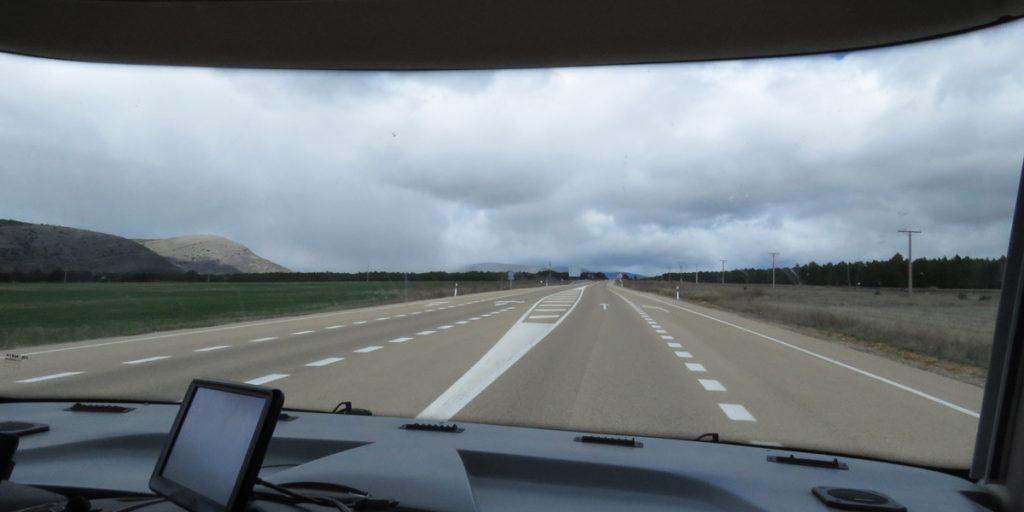11 Leaving San Juan de Duero