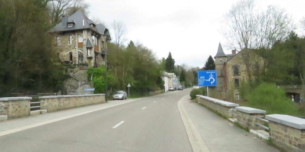 12 Arriving Rochefort, Belgium