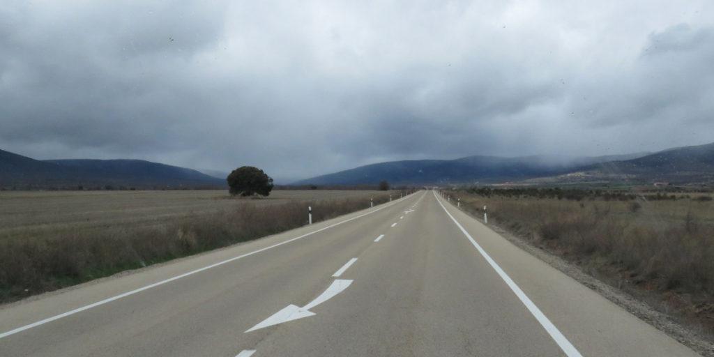 13 Leaving San Juan de Duero