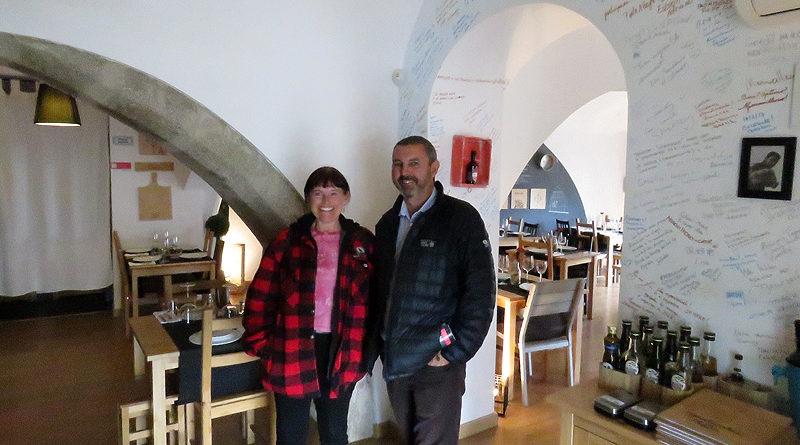 15 Restaurant, Evora