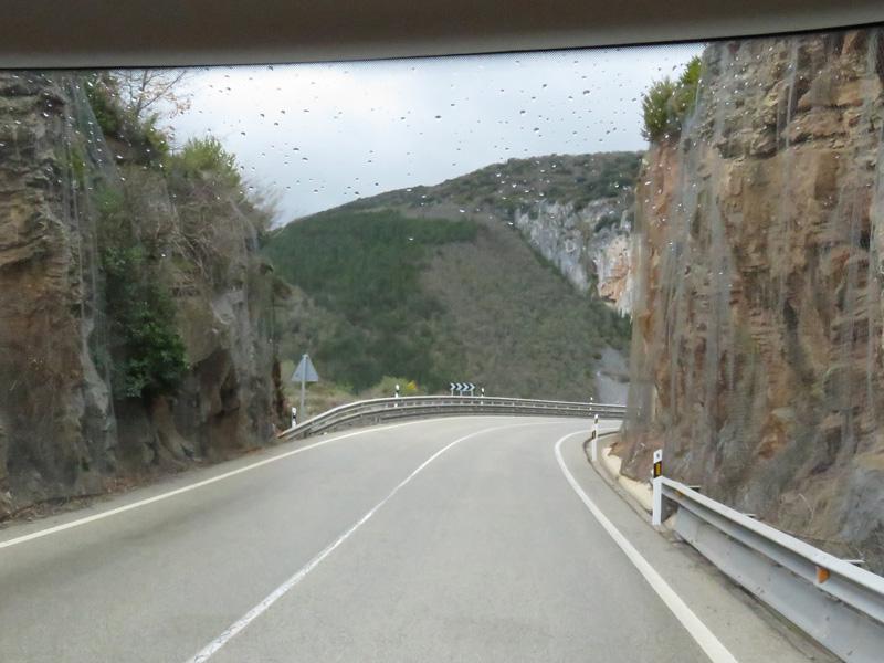 19 Leaving San Juan de Duero