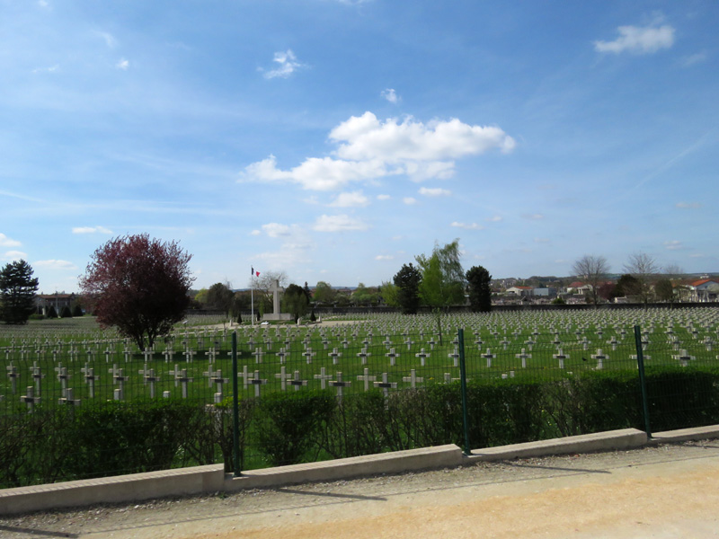 19 Leaving Verdun