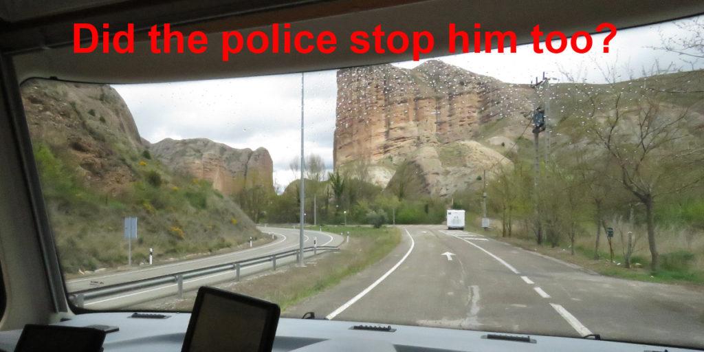 22 Police bridge