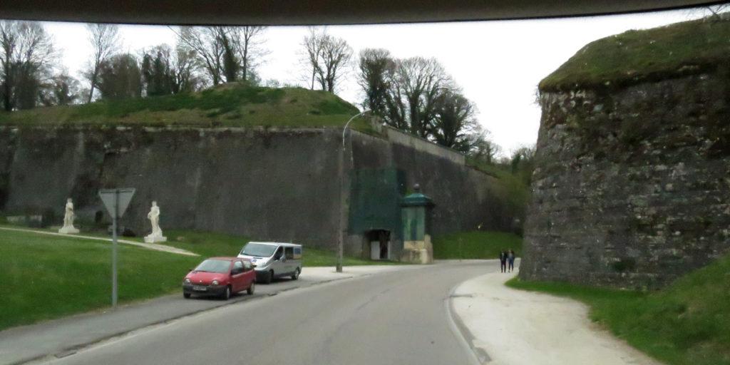 23 Arrived at Verdun