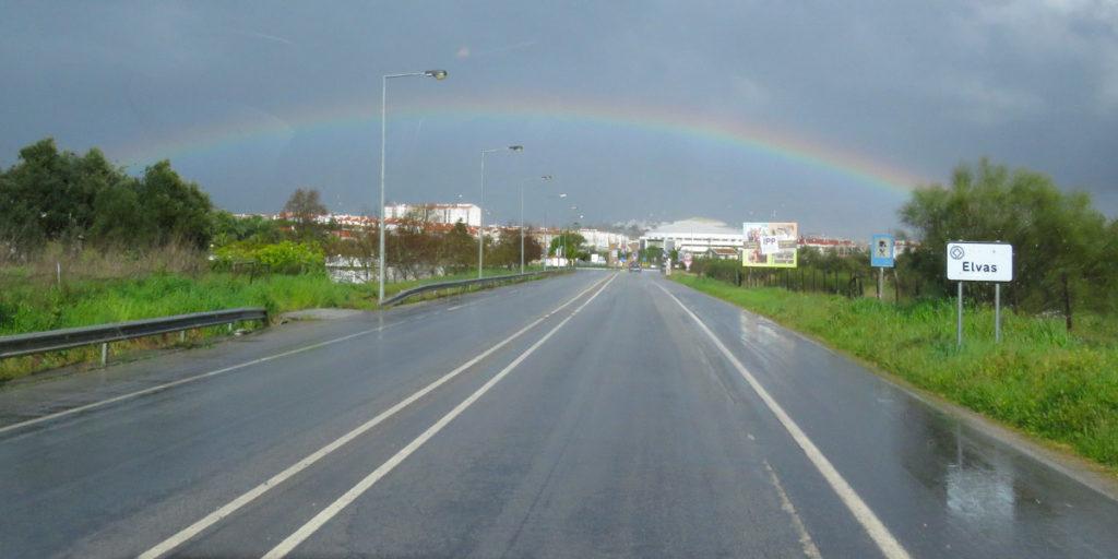 Journey to Elvas