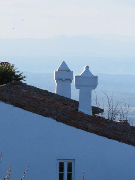 Interesting chimneys