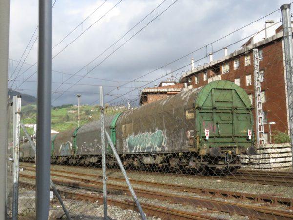 Area to stopover in Tolosa