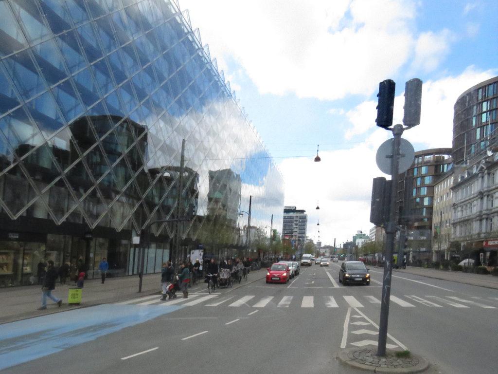 Ultra modern buildings .....
