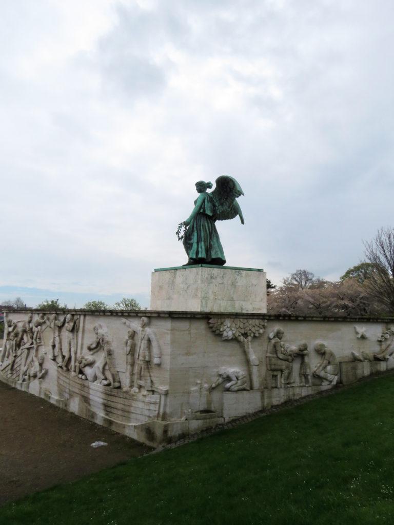 Maritime monument.