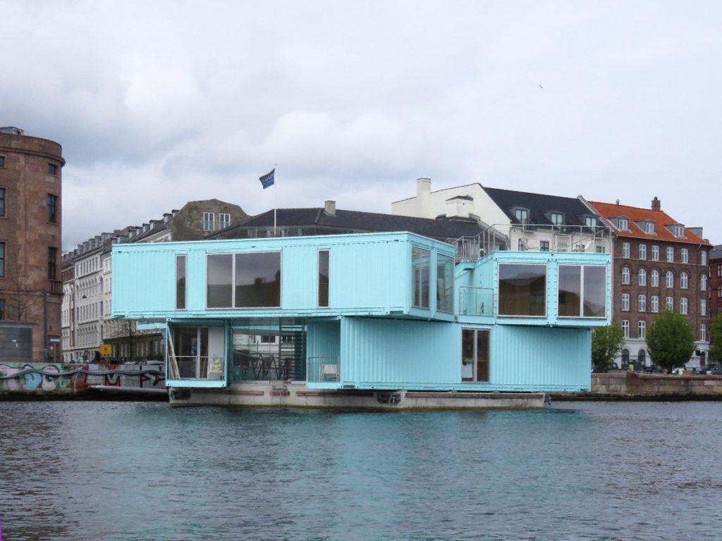I love the architecture in Copenhagen.