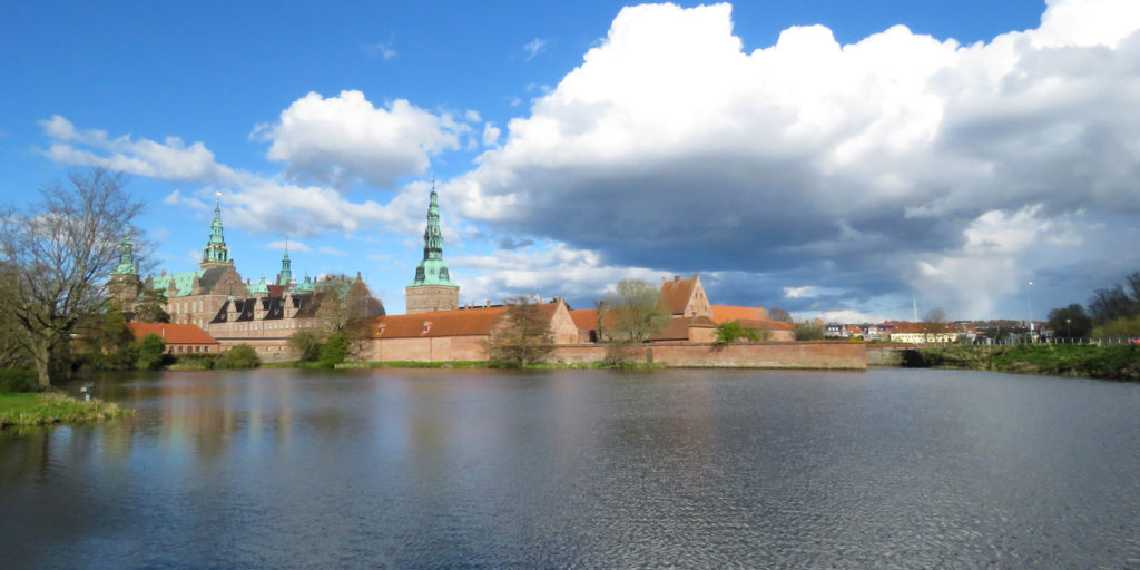 We'd have loved to visit Frederiksborg Slot, it looks magnificent.