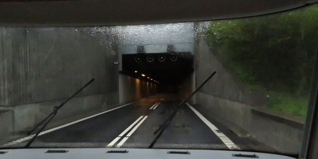 and another tunnel, love it.